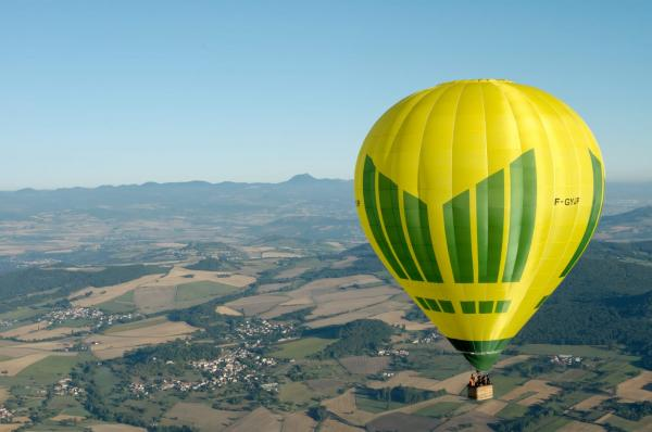 Image Hot air balloon discovery ride